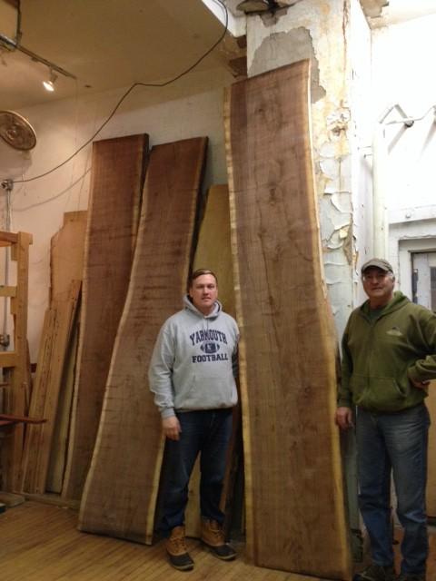 Welcome To Atlantic Hardwoods Portland Me