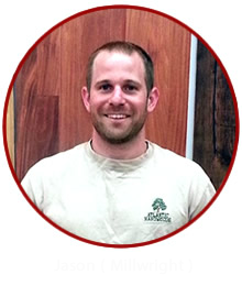 Jason | Millwright | Atlantic Hardwoods